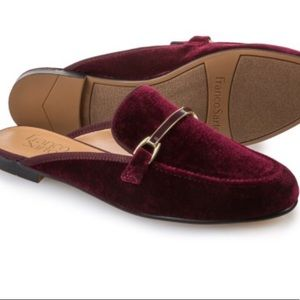 Franco Sarto Pipa Mule Shoes